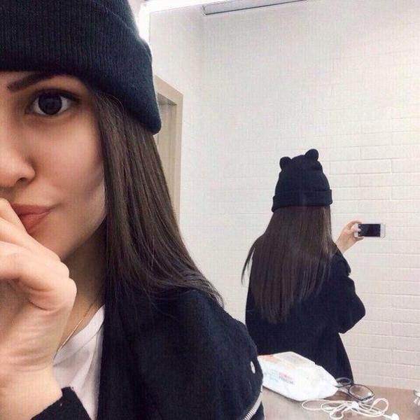 Картинки девушек на аву - красивые, крутые брюнетки, фото