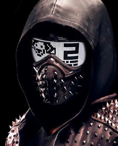 Картинки на аву в маске крутые классные для пацанов и
