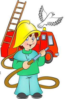 Красивые и интересные рисунки на тему пожарная ...