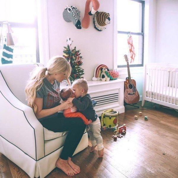 Красивые и прикольные картинки мама с ребенком - самые ...
