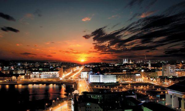 Казань - красивые и удивительные картинки города