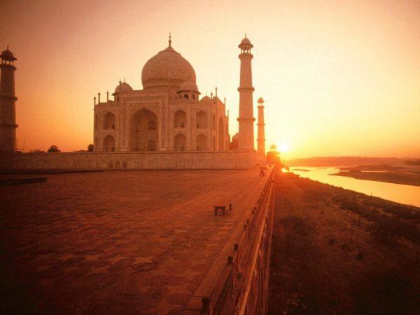 Удивительные и красивые картинки, обои Тадж Махал - подборка
