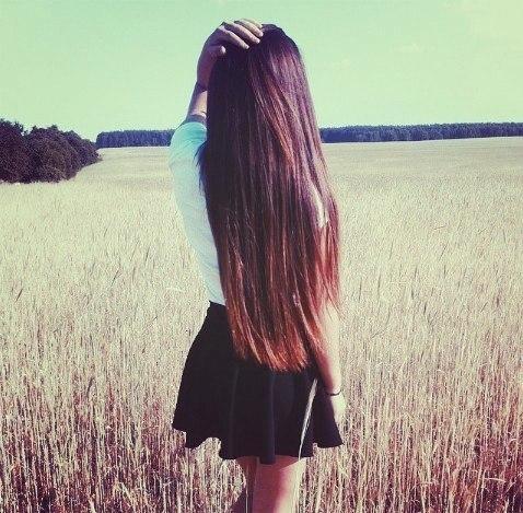 Классные картинки для девушек со спины на аватарку