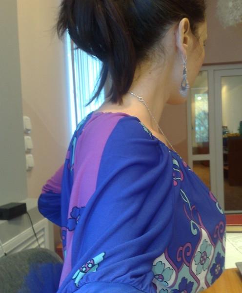 Фото девушек красивых брюнеток на аву со спины