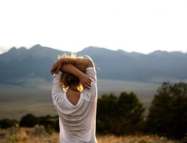 Фото на аву женщины 40 лет со спины