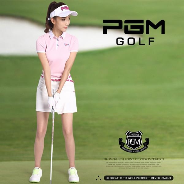 Красивая женская одежда для гольфа фото