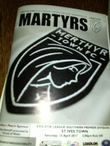 Merthyr football poem 004