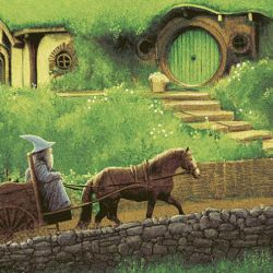 Magic of the little folk