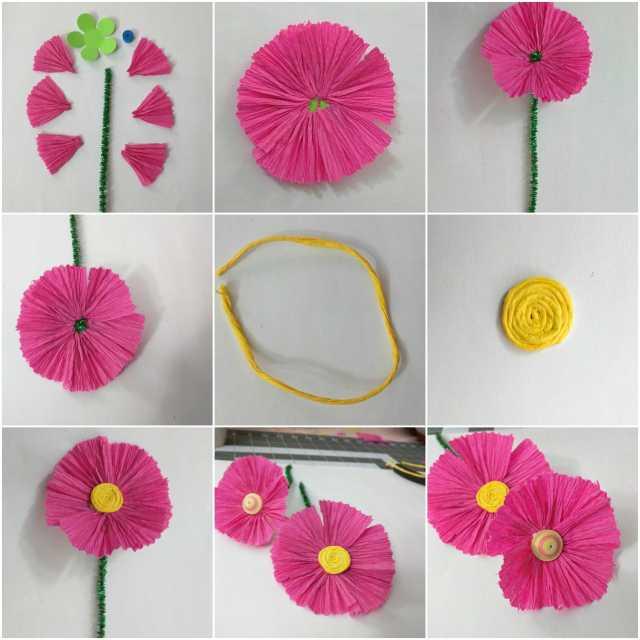 crepe-paper-wild-flower