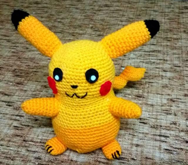pokeman go pikachu