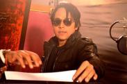Pritish Chakraborty at Song Shoot at a Mumbai Studio