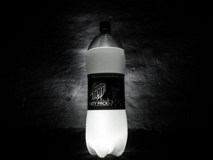 mountain dew glow