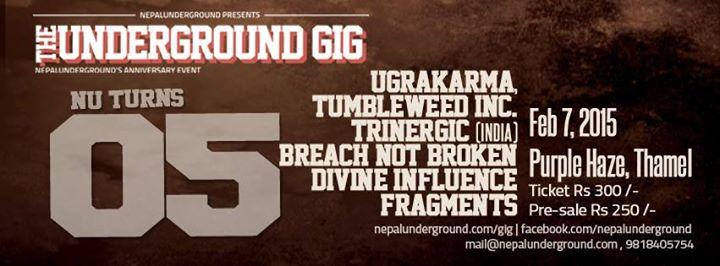 the-underground-gig