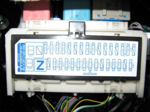 Cannot find these two fuses | PriusChat
