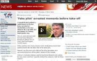 News report on fake Swedish pilot with 13 years of license-free flying experience
