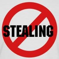 Society postulates that stealing is wrong