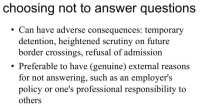 Tips on answering agents' questions