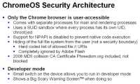 Chrome browser: features, restrictions and root access tricks