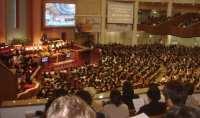 Church session in Korea