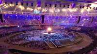 London 2012 Olympics opening ceremony was at risk