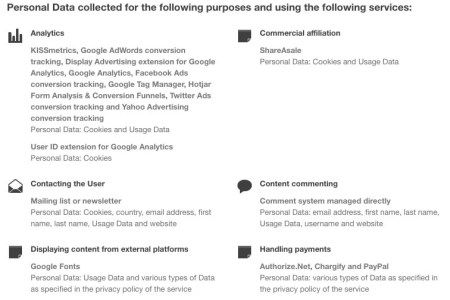 Privacy Policy For Google Analytics TermsFeed. Privacy Policy For ...