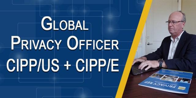 CIPP/US + CIPP/E