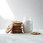 Cookies and Milk image