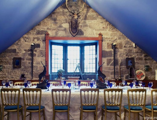Oran Mor Private Dining Room Glasgow