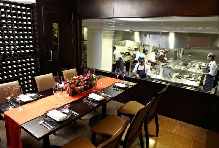 ChefsTable Benares Mayfair