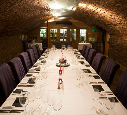 The Sandeman Room - The Don - Private-Dining London