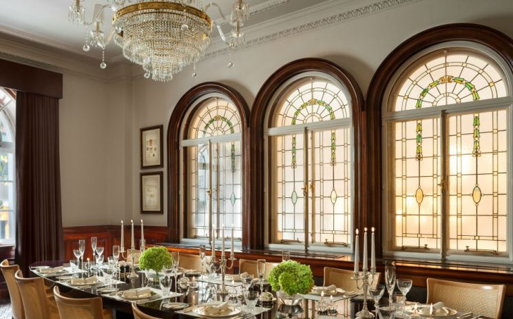 Rosewood London Private Dining