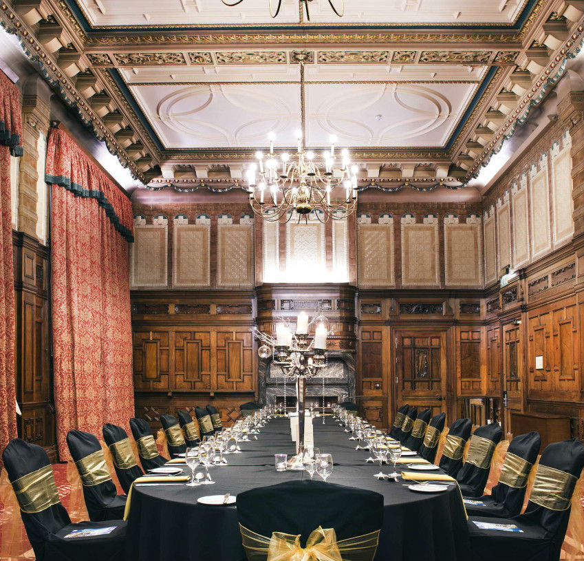 Palace Hotel Private Dining Room Manchester