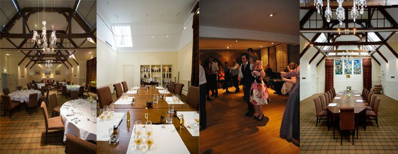 Amber Restaurant Private Dining Rooms