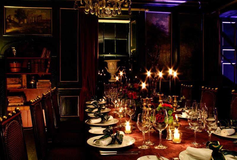 Prestonfield House Private Dining Edinburgh