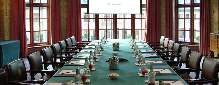 Pennyhill Park Surrey Business Event Meeting Rooms