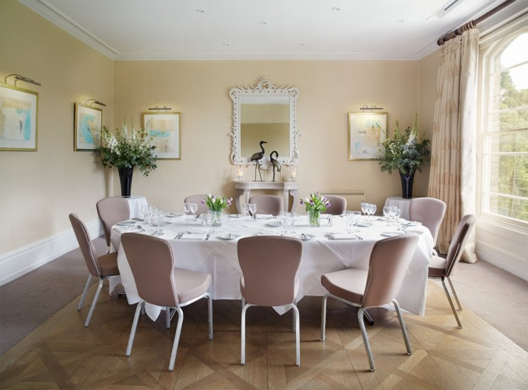 Private Dining Cambridge - Hotel Felix