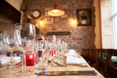 no4 Clifton Village Private Dining Bristol