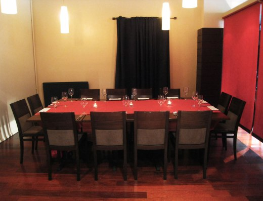 Dragon I - Private Dining Room Glasgow