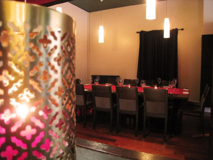 Private Dining in Glasgow at Dragon I Chinese Restaurant