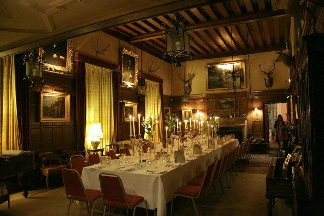 Aberdeen Private Dining - Kincardine Castle