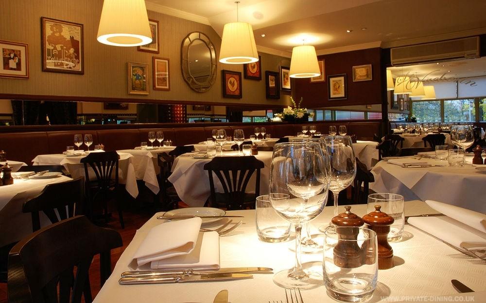 Le Vacherin Private Dining London