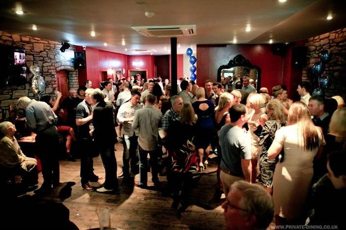 Chapel 1877 Restaurant Cardiff - Party Venue