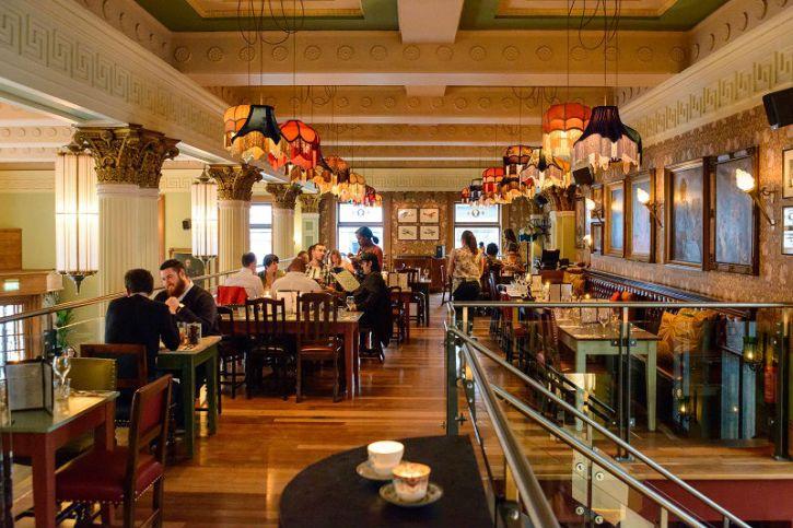 Cosy Club Birmingham Private Dining UK