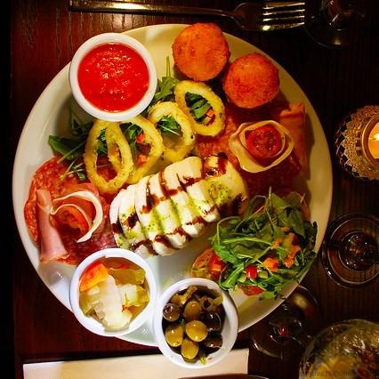 Alla Italia Private Dining Deal