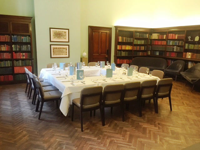 Library Private Dining - Cinnamon Club