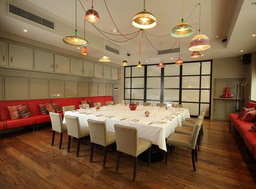 21 Private Dining Room