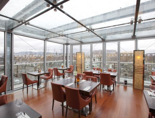 Glass Box Dining with a View - Chaophraya  - EH2 3DN