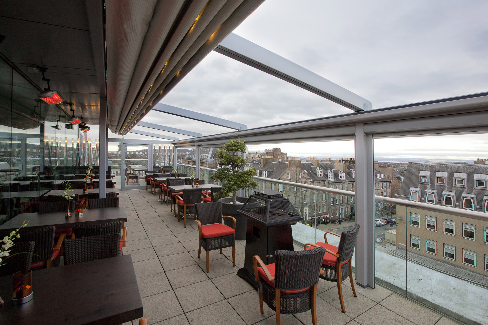 Terrace Chaophraya Edinburgh