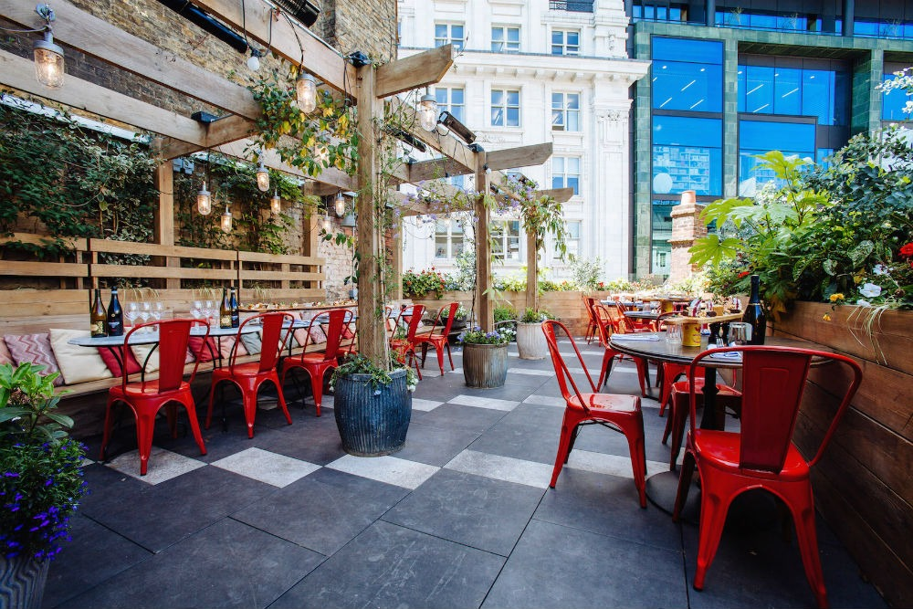 Jamie's Italian Piccadilly - Venue Hire in Piccadilly