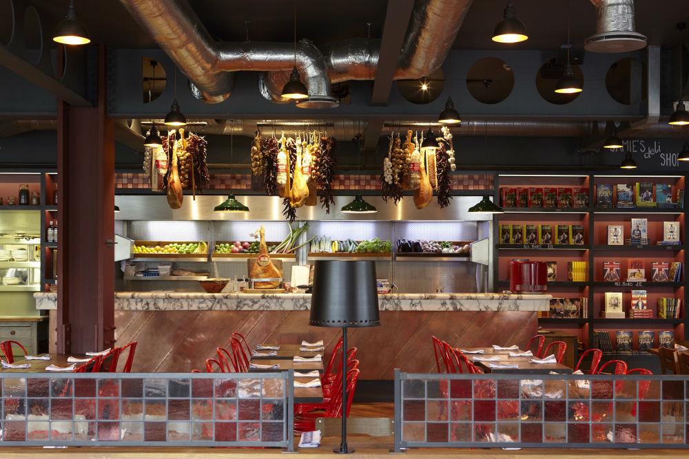 Jamie's Italian Glasgow - Private Dining & Venue Hire - Glasgow G2 IDY